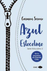 Azul Estocolmo – Carmen Sereno [ePub & Kindle]