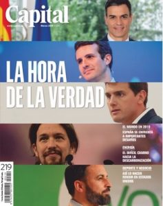 Capital Spain – Marzo, 2019 [PDF]
