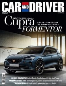 Car and Driver España – Abril, 2019 [PDF]