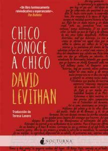 Chico conoce a chico – David Levithan [ePub & Kindle]
