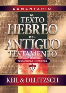 Comentario al texto hebreo del Antiguo Testamento: Pentateuco e Históricos (Pentateuco E Historicos) – C. F. Keil, F. Delitzsch [ePub & Kindle]