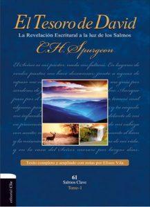El Tesoro de David: la revelación Escritural a la luz de los Salmos: Volumen 1 – Charles Haddon Spurgeon, Eliseo Vila [ePub & Kindle]