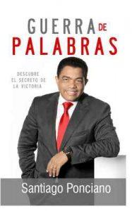 Guerra de palabras – Santiago Ponciano [ePub & Kindle]