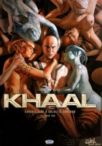 Khaal – Chronicle of a Galactic Emperor Book Two [PDF]