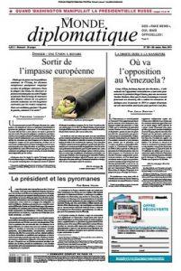 Le Monde Diplomatique – 03.2019 [PDF]