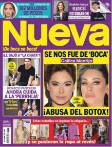 Nueva – Marzo 25, 2019 [PDF]