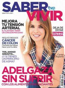Saber Vivir España – Abril, 2019 [PDF]