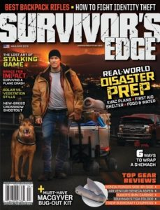 Survivor's Edge – March, 2019 [PDF]