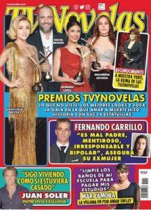 TVyNovelas México – 15 Marzo, 2019 [PDF]