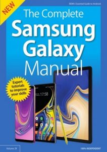The Complete Samsung Galaxy Manual Vol. 29 – 2019 [PDF]