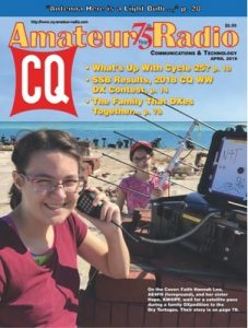 CQ Amateur Radio – April, 2019 [PDF]