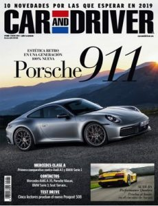 Car and Driver España – Enero, 2019 [PDF]