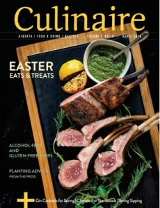Culinaire Magazine – April, 2019 [PDF]