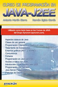 Curso de Programación en Java EE: 6ª edición – Antonio Martín Sierra, Ramón Egido García [Kindle & PDF]