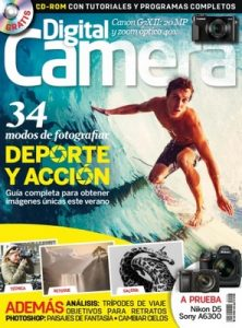 Digital Camera España – Agosto, 2016 [PDF]