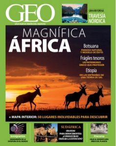 Geo España – Noviembre, 2016 [PDF]