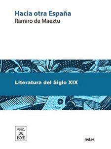 Hacia otra España – Ramiro de Maeztu [ePub & Kindle]