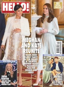 Hello! Magazine UK – 18 March, 2019 [PDF]