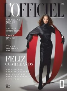 L'Officiel Argentina – Abril, 2019 [PDF]
