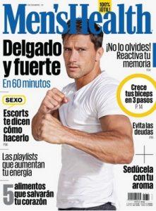 Men's Health México – Diciembre, 2016 [PDF]