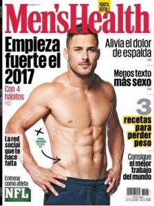 Men's Health México – Enero, 2017 [PDF]