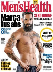 Men's Health México – Octubre, 2016 [PDF]