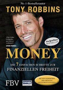 Money: Die 7 einfachen Schritte zur finanziellen Freiheit – Tony Robbins [ePub & Kindle] [German]