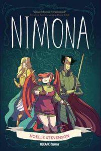 Nimona (Historias gráficas) – Noelle Stevenson [ePub, Kindle & PDF]