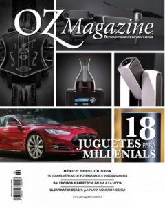 OZ Magazine – Abril-Mayo, 2019 [PDF]