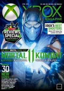 Official Xbox Magazine USA – April, 2019 [PDF]