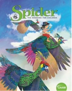 Spider – April, 2019 [PDF]