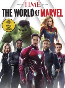 Time Bookazines – The World of Marvel 2019 [PDF]
