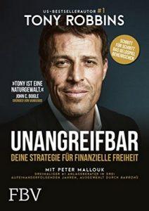 Unangreifbar: Deine Strategie für finanzielle Freiheit – Tony Robbins [ePub & Kindle] [German]