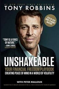 Unshakeable: Your Financial Freedom Playbook – Tony Robbins, Peter Mallouk [ePub & Kindle] [English]