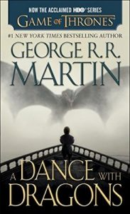 A Dance with Dragons (A Song of Ice and Fire, Book 5) – George R. R. Martin [ePub & Kindle] [English]