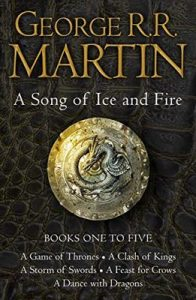 A Game of Thrones: The Story Continues Books 1-5: A Game of Thrones, A Clash of Kings, A Storm of Swords, A Feast for Crows, A Dance with Dragons (A Song of Ice and Fire) – George R.R. Martin [ePub & Kindle] [English]