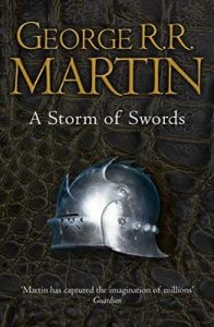 A Storm of Swords (A Song Of Ice And Fire Book 3) – George R. R. Martin [ePub & Kindle] [English]