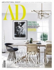 Architectural Digest México – Mayo, 2019 [PDF]