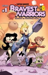 Bravest Warriors #01 [PDF] [English]