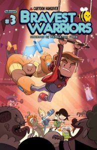 Bravest Warriors #03 [PDF] [English]