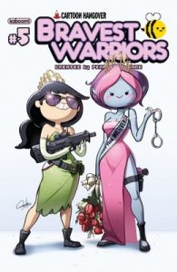Bravest Warriors #05 [PDF] [English]