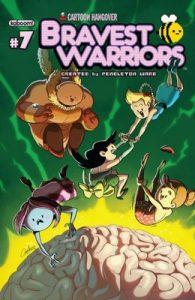 Bravest Warriors #07 [PDF] [English]