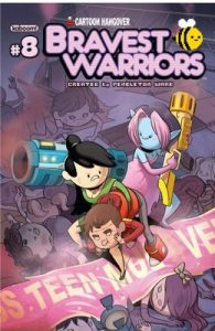 Bravest Warriors #08 [PDF] [English]
