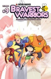 Bravest Warriors #09 [PDF] [English]