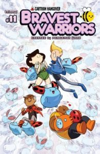 Bravest Warriors #11 [PDF] [English]