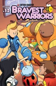 Bravest Warriors #12 [PDF] [English]