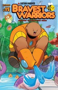 Bravest Warriors #15 [PDF] [English]