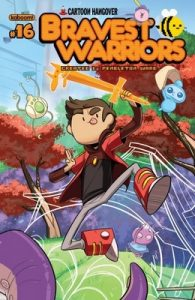 Bravest Warriors #16 [PDF] [English]