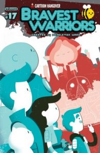 Bravest Warriors #17 [PDF] [English]
