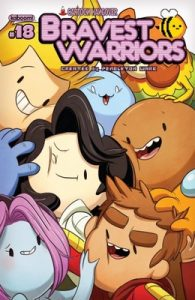 Bravest Warriors #18 [PDF] [English]